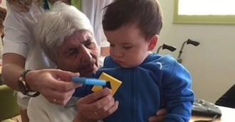 Beneficios de los vínculos intergeneracionales