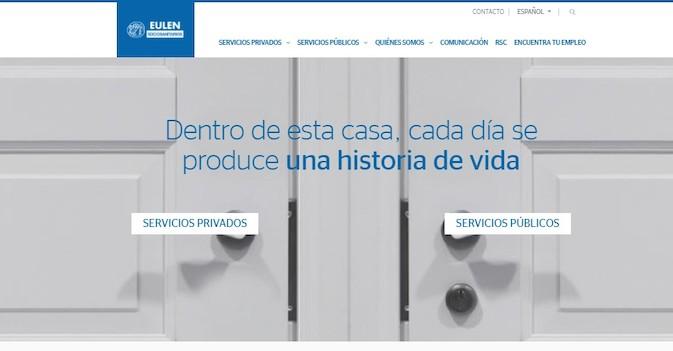 Eulen Servicios Sociosanitarios lanza su nueva web