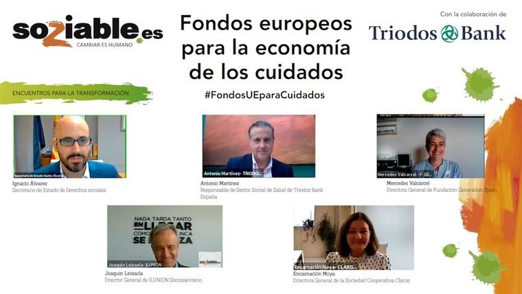 """Ignacio Álvarez: """"La economía de los cuidados no es un gasto, es una inversión"""""""